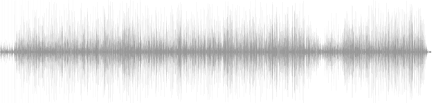 audio waveform